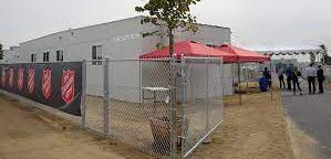 Salvation Army Anaheim Emergency Shelter