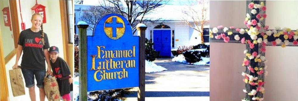 Emanuel Lutheran Church Food Pantry