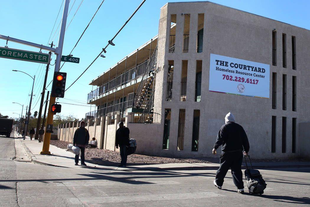 Courtyard Homeless Resource Center
