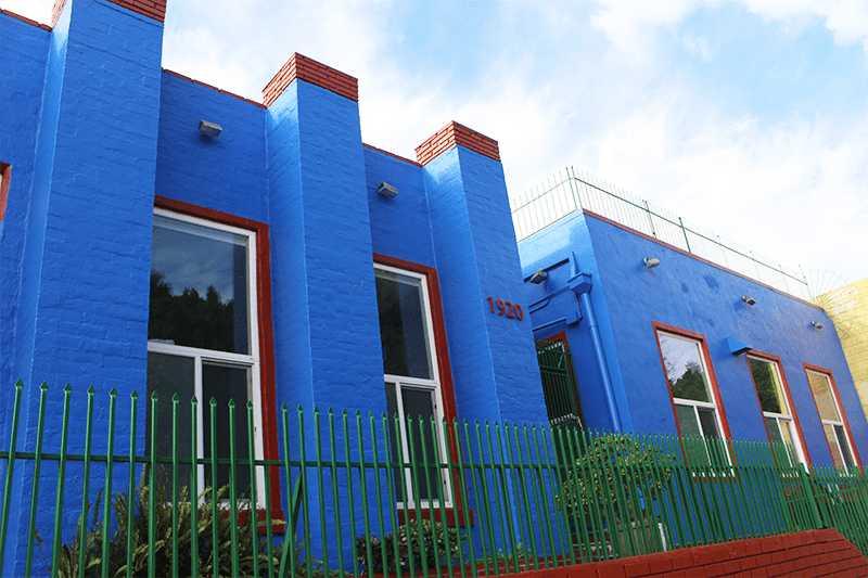 Casa Azul Shelter