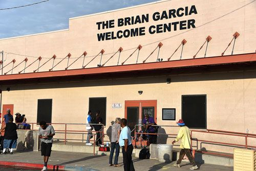 Brian Garcia Welcome Center