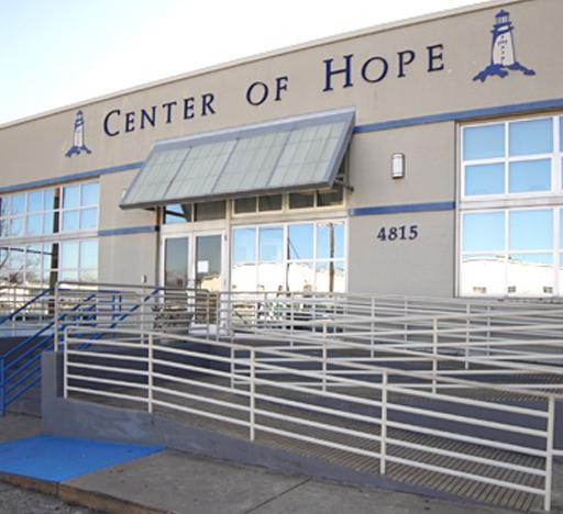 UGM Center of Hope - Shelter for single women and children