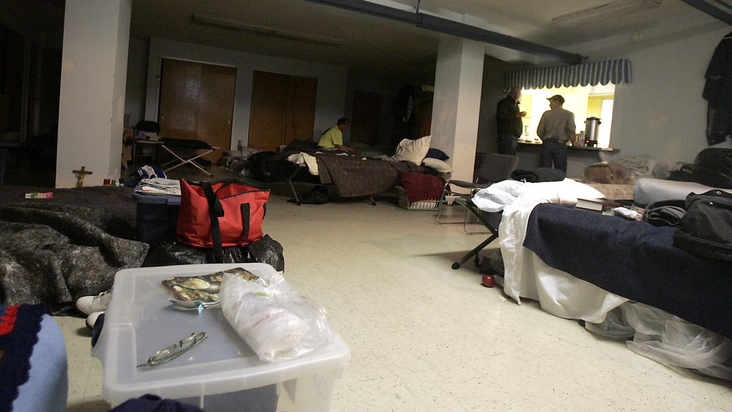 SHALOM - Serving the Homeless with Alternate Lodging Of Middletown