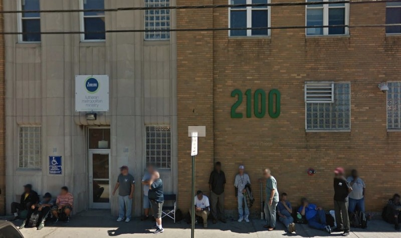 Men's Shelter at 2100 Lakeside - Lutheran Metropolitan Ministry