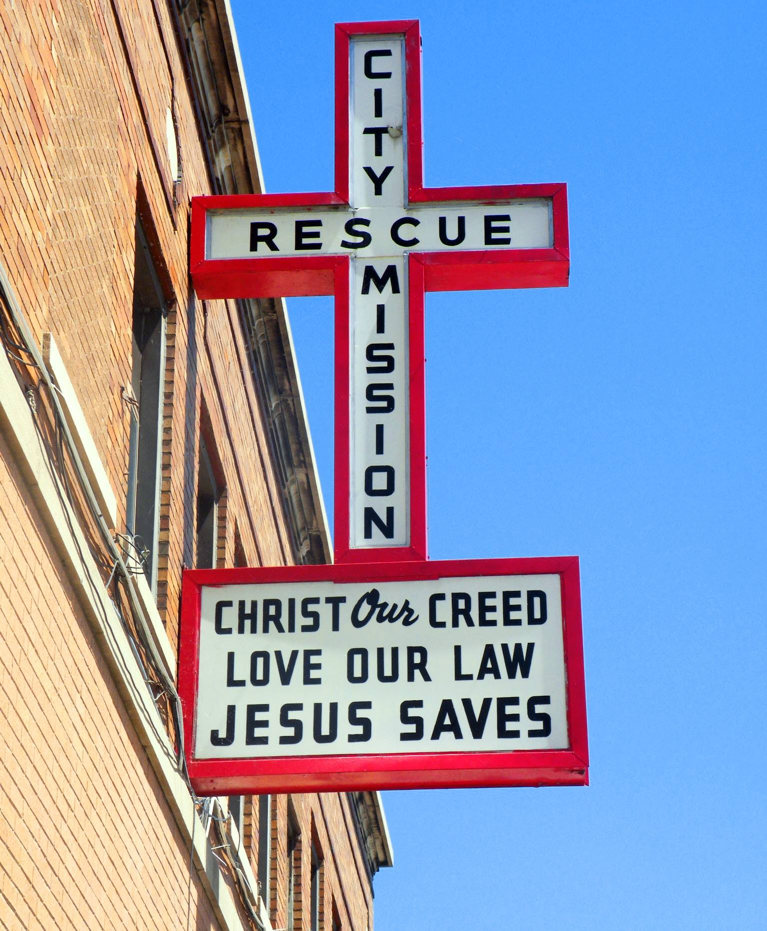 City Rescue Mission For Men