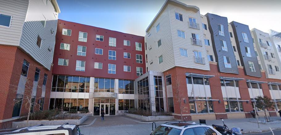 Colorado Coalition Homeless Stout Street Health Center