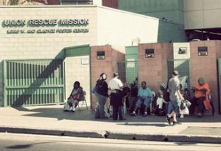 Union rescue mission union rescue mission los angeles for Los angeles homeless shelter