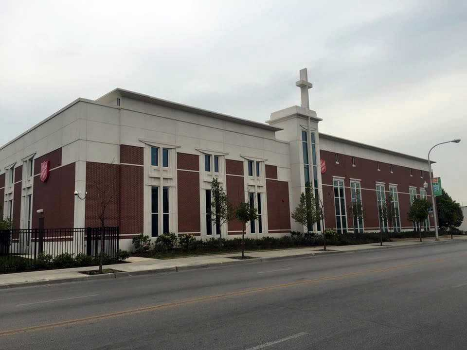 The Salvation Army Freedom Center