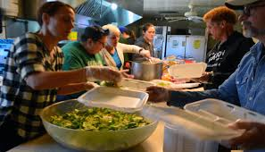 St. Andrew's Episcopal Church Meal Ministry