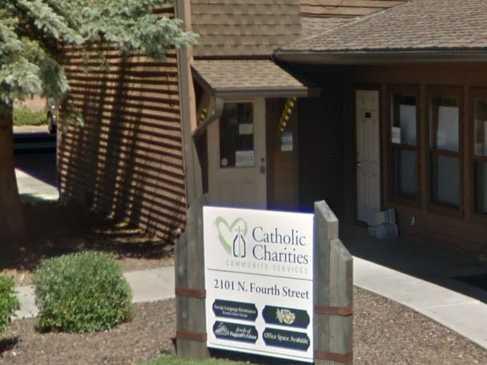 Catholic Charities Community Services Emergency Shelter