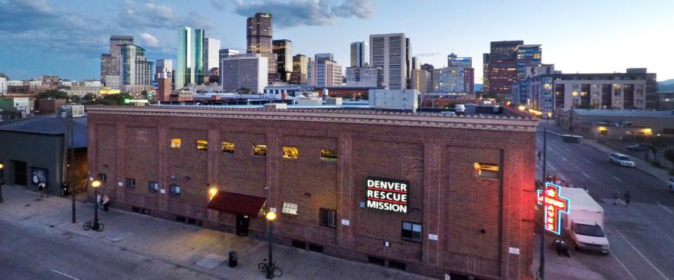 Lawrence Street Shelter Denver