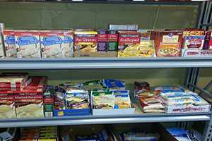 Connect Church Food Pantry