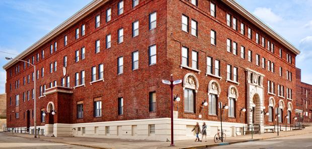 McKeesport Downtown Housing
