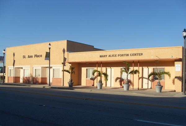 St. Ann Place - OutReach Center
