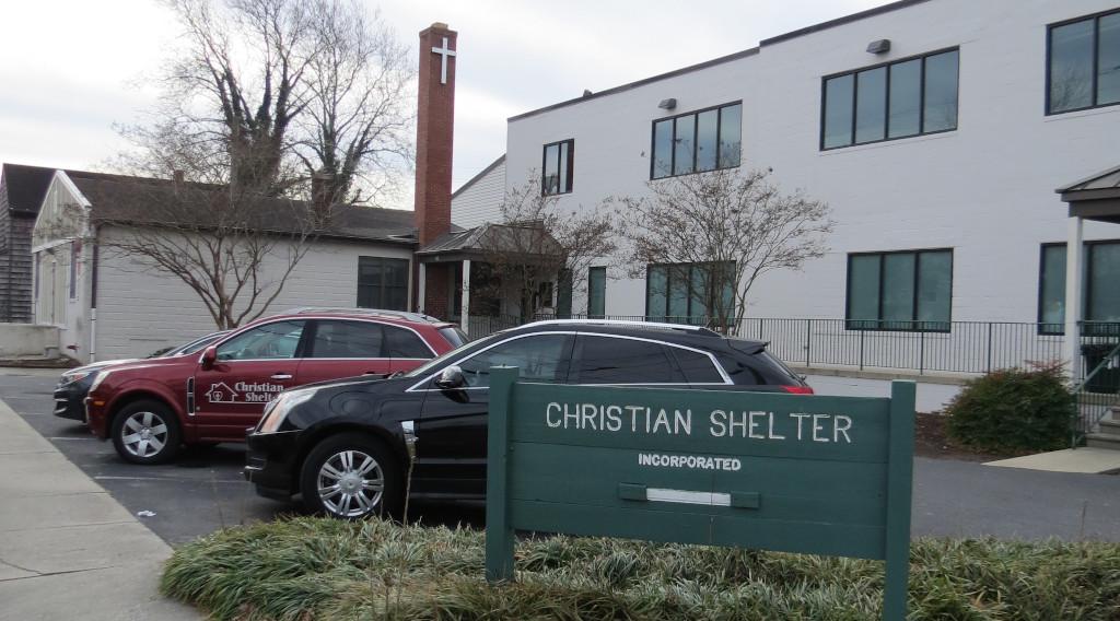 Christian Shelter, Inc.