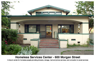 Catholic Charities Homeless Services Center