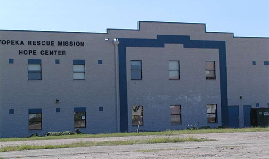 Topeka Rescue Mission Ministries - Hope Center