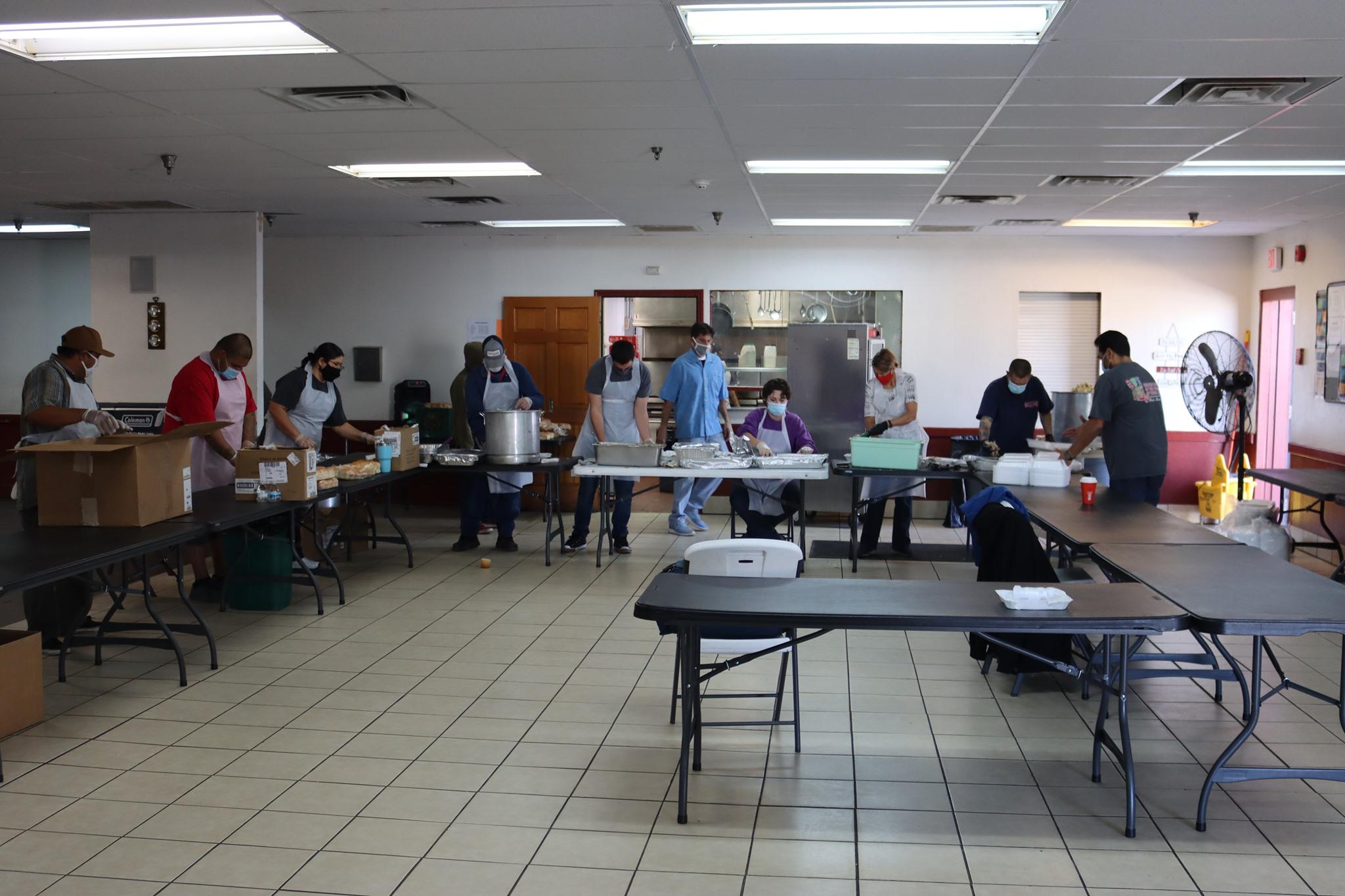 Crossroads Missions Men's Homeless Shelter