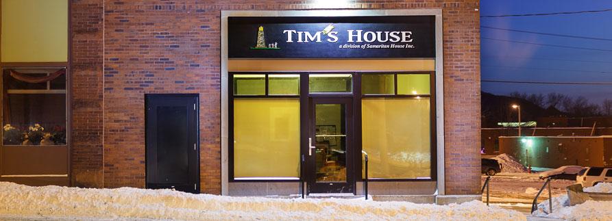 Samaritan House - Tim's House