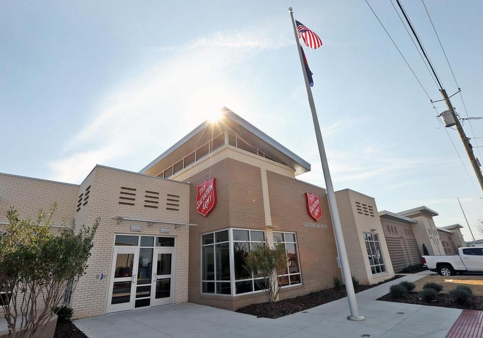 Salvation Army Tuscaloosa Center of Hope