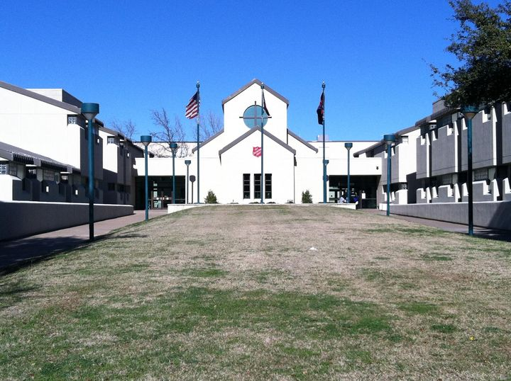 Salvation Army Dallas Shelter and Services - Carr P. Collins Social Service Center