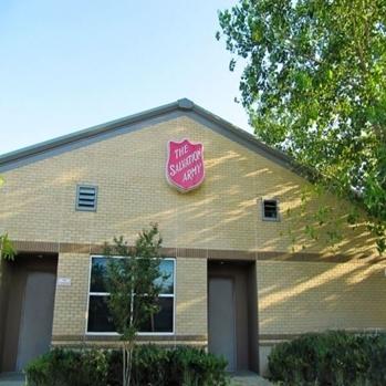 Salvation Army Shelter Shelter Denton TX