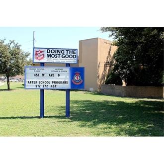 Salvation Army Garland TX