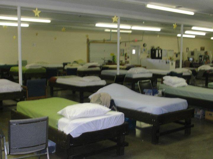 St. Benedict's Shelter Men's Shelter