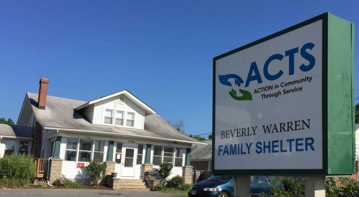 Beverly Warren Emergency Shelter