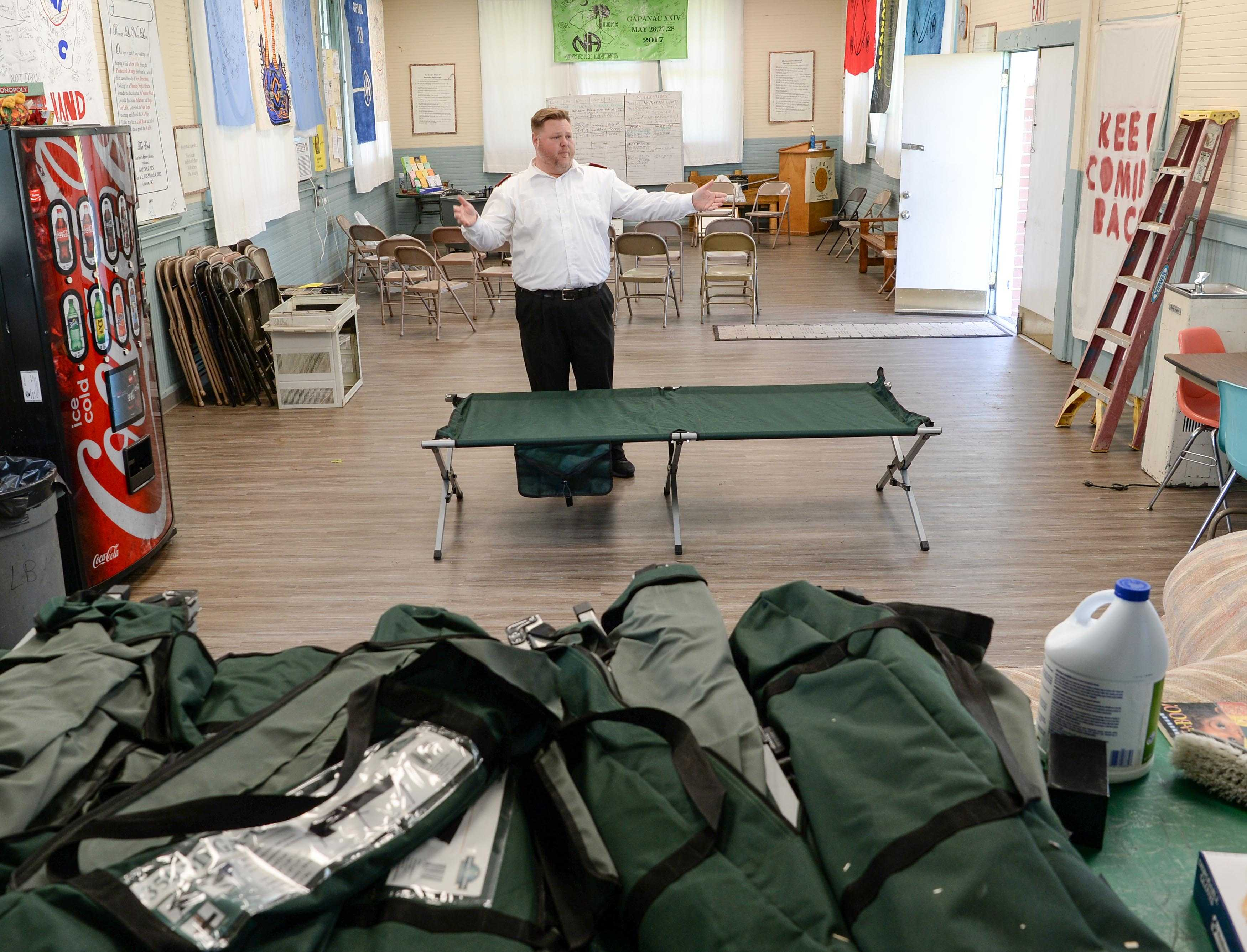 Salvation Army of Anderson County - Shelter