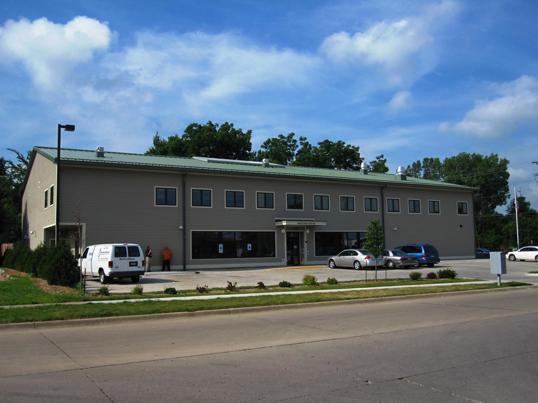 Shelter House Iowa City