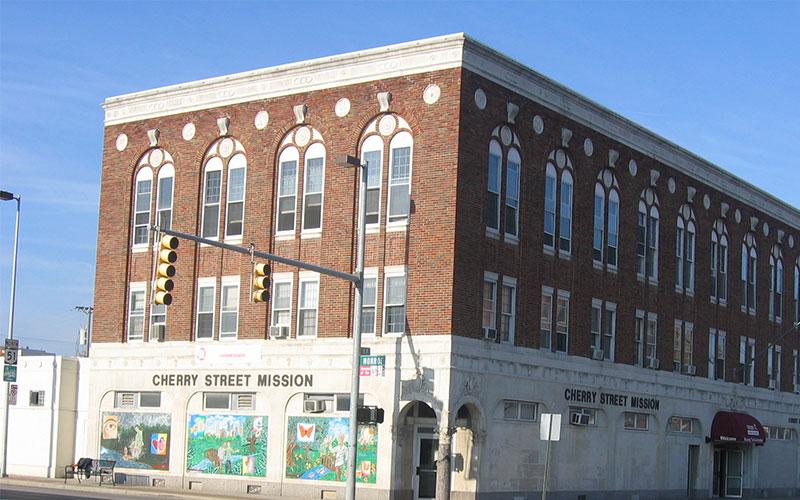 Cherry Street Mission Toledo