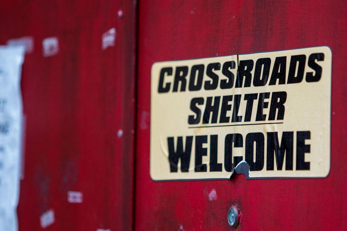 Crossroads Shelter For Homeless Men
