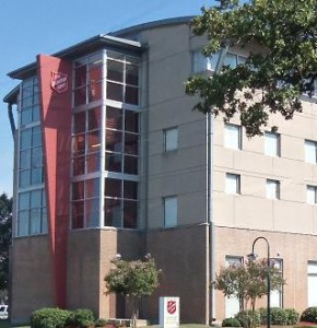 Salvation Army Center of Hope New Orleans