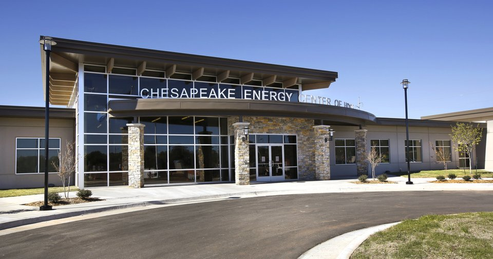 The Salvation Army's Chesapeake Energy Center of Hope