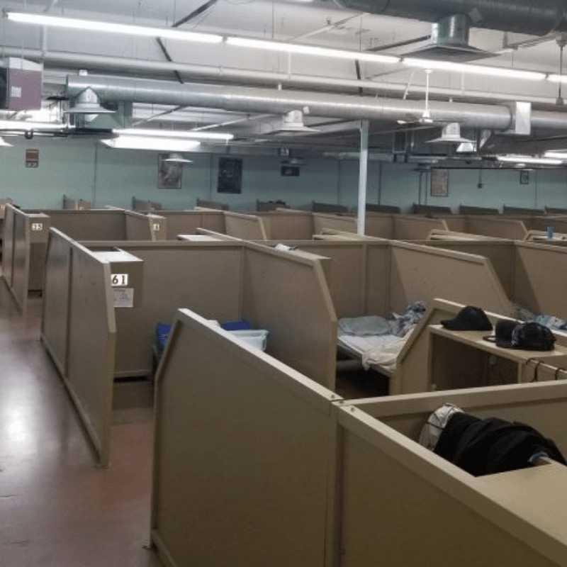 A New Leaf's East Valley Men's Center (EVMC) Shelter