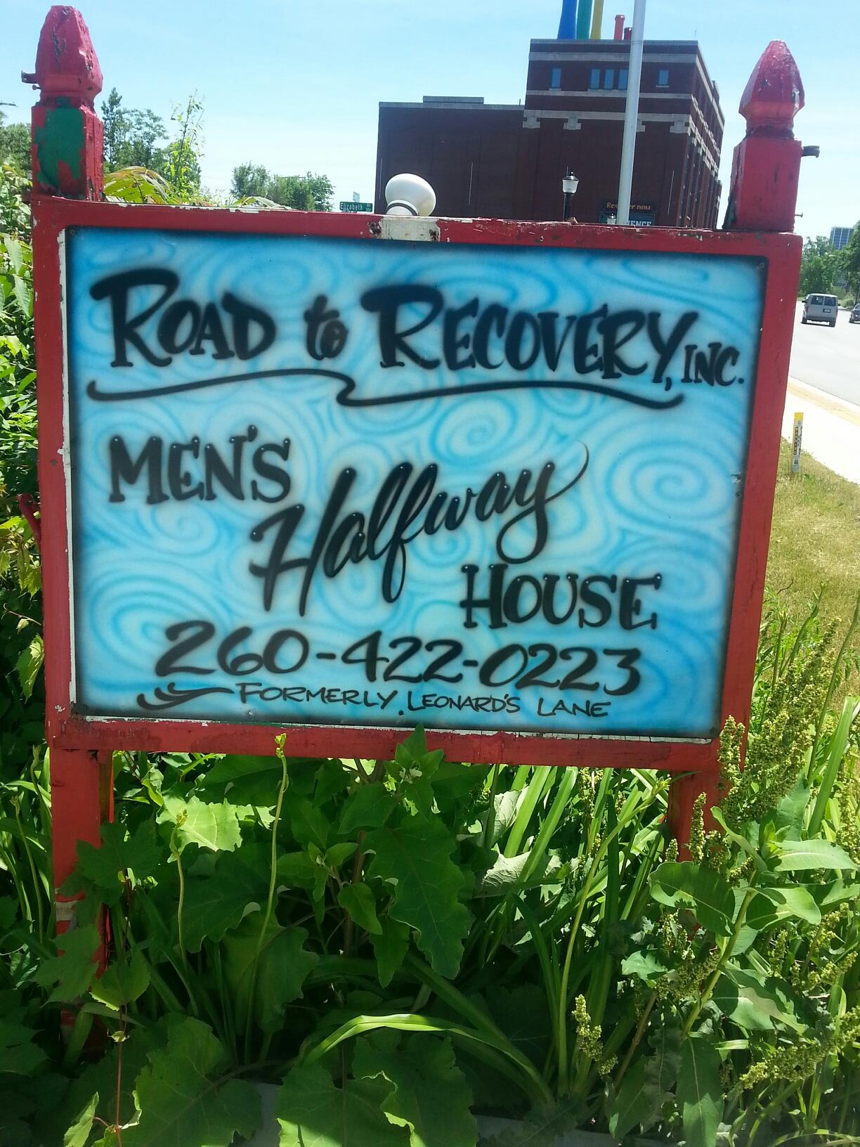 Road to Recovery - Halfway House