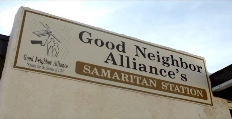 Good Neighbor Alliance - Samaritan Station