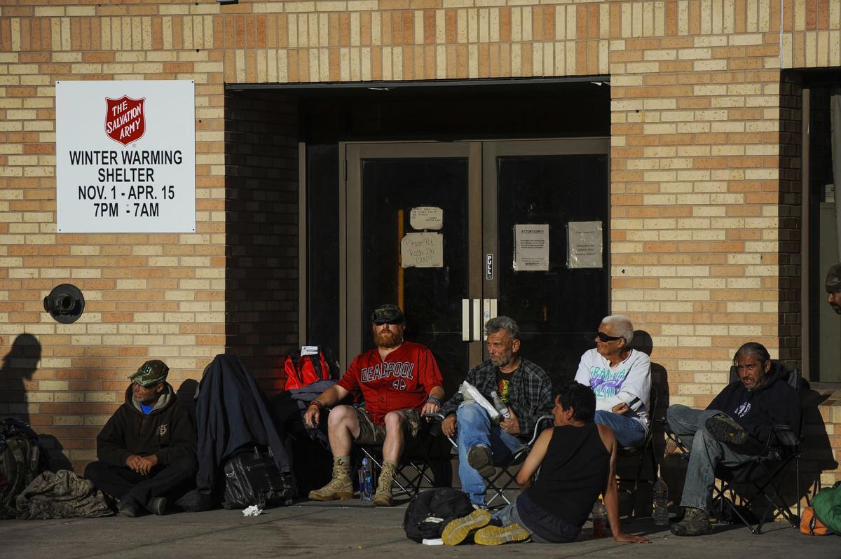 R.J. Montgomery Center  - Homeless Shelter