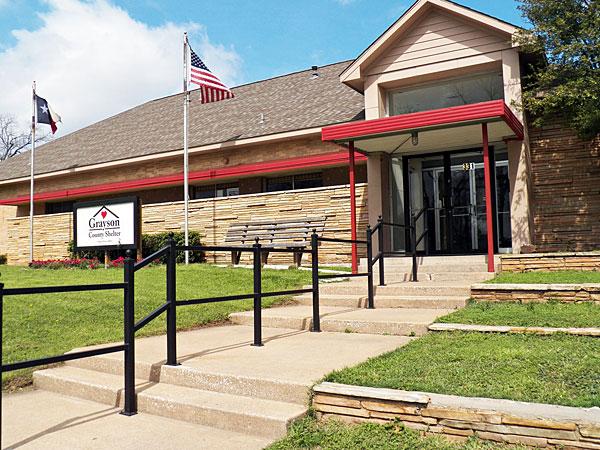 Grayson County Homeless Shelter