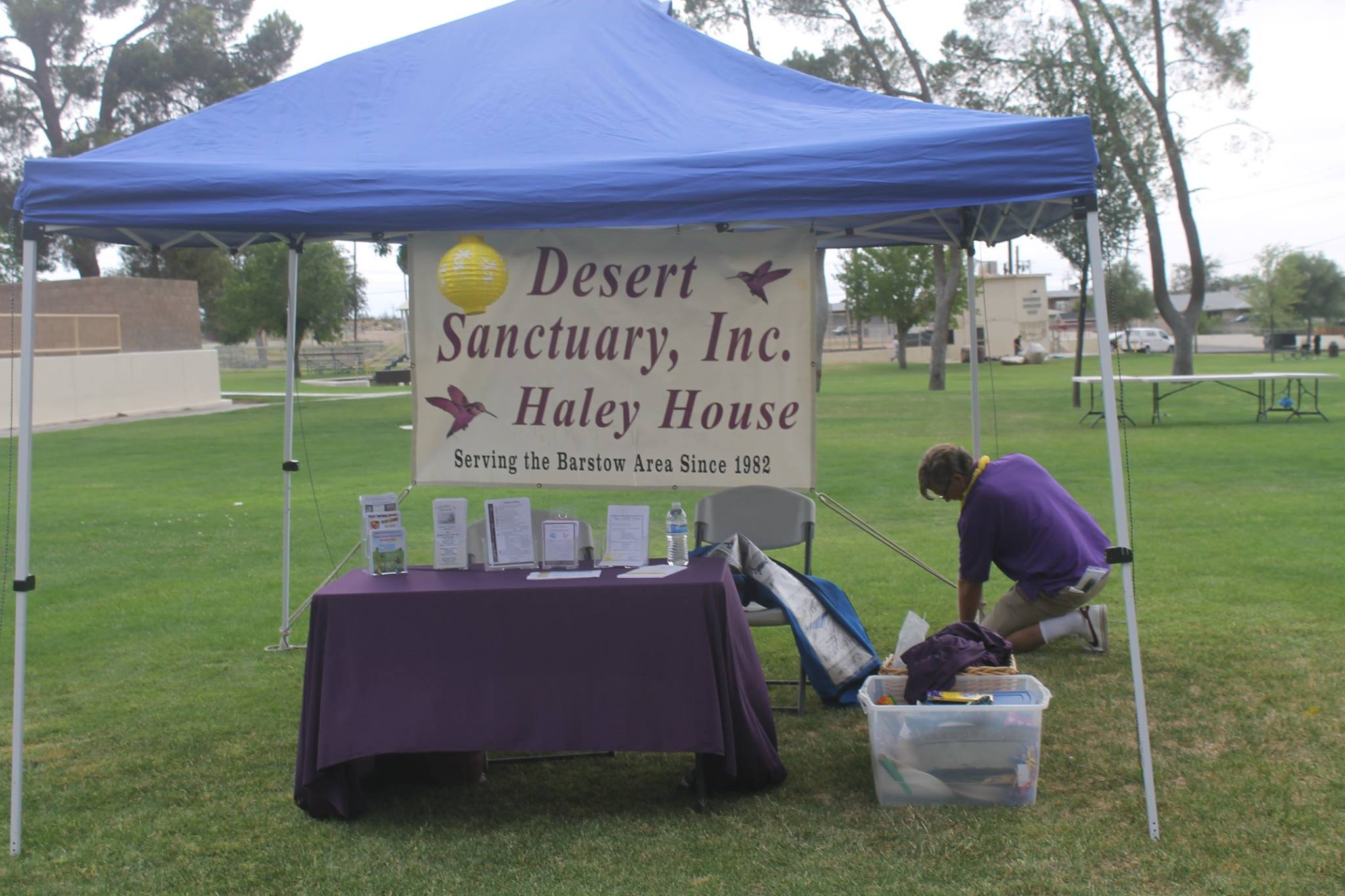 Haley House - Desert Sanctuary Inc