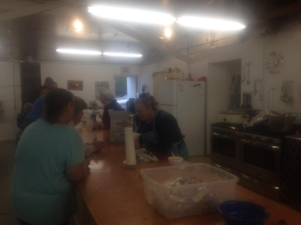 Mt Zion Food Pantry