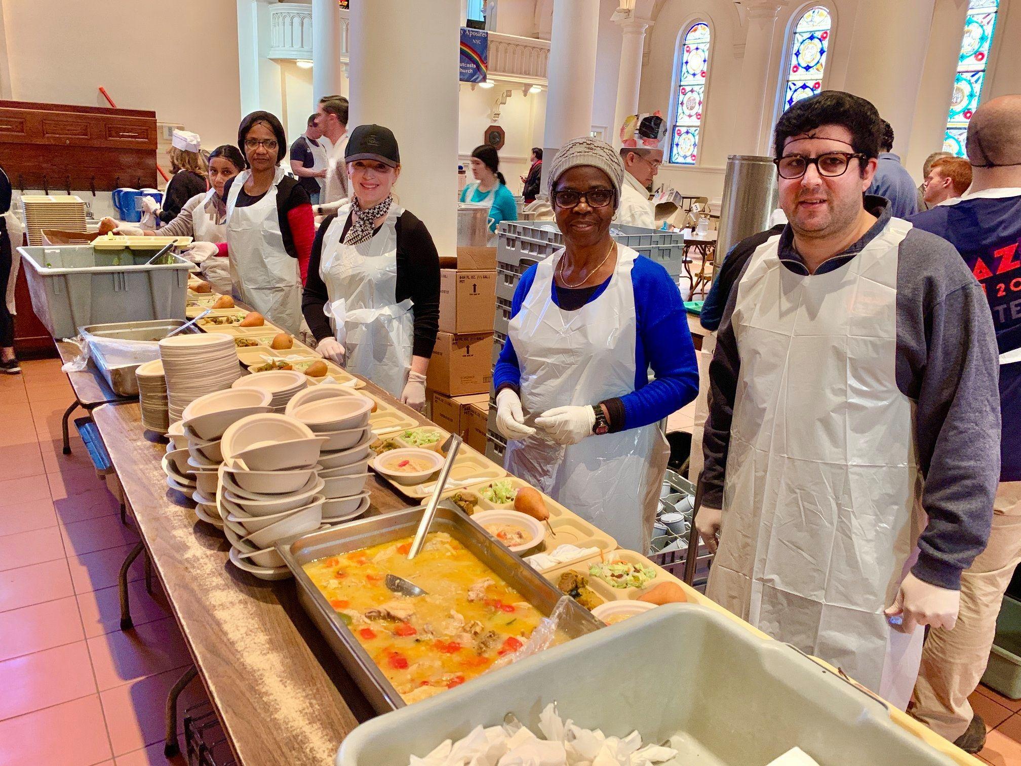 Soup Soul - Holy Apostles Soup Kitchen
