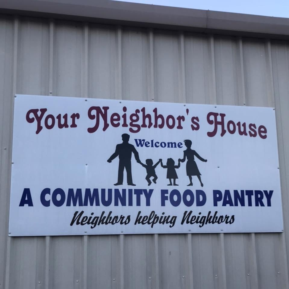 Your Neighbors House