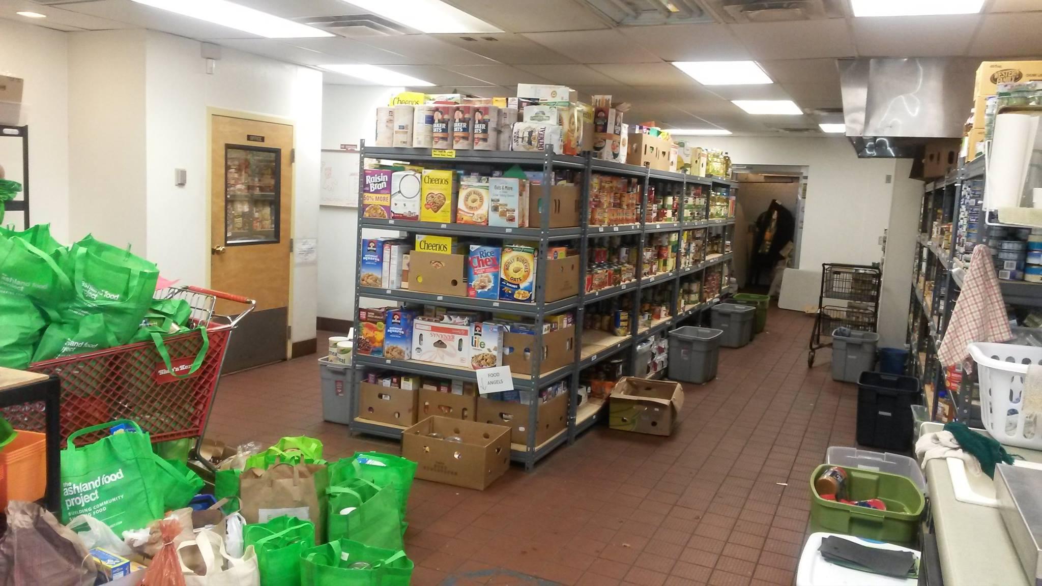 ashland emergency food pantries soup kitchens ashland or food