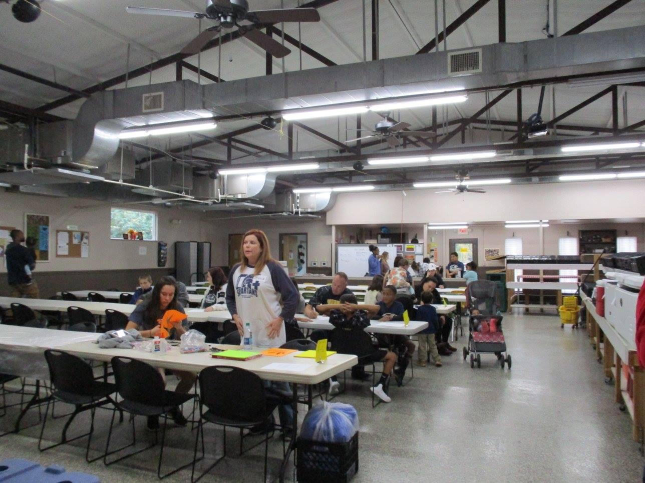 Mooresville Soup Kitchen Inc