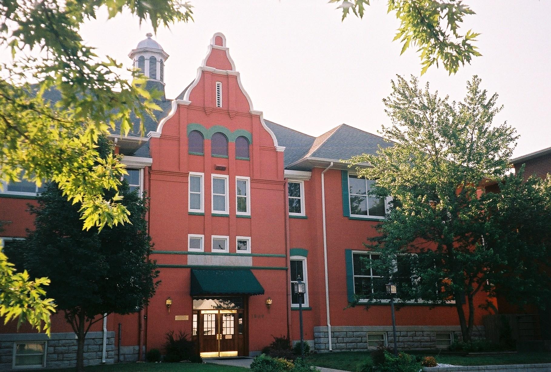 Lafayette House - Lafayette House Joplin Missouri