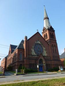 St Pauls Soup Kitchen - Elliot Church