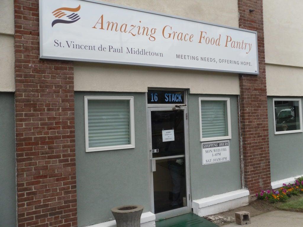 Amazing Grace Food Pantry