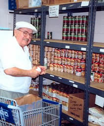 C.R.O.S. Ministries Lighthouse Food Pantry